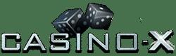 カジノエックス / CASINO-X ロゴ