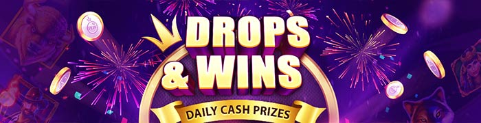 Pragmatic Play社 Daily Drops & Wins