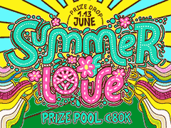 Yggdrasil Summer Love €80,000トーナメント