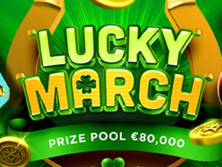 Ygggrasil Lucky March €80,000